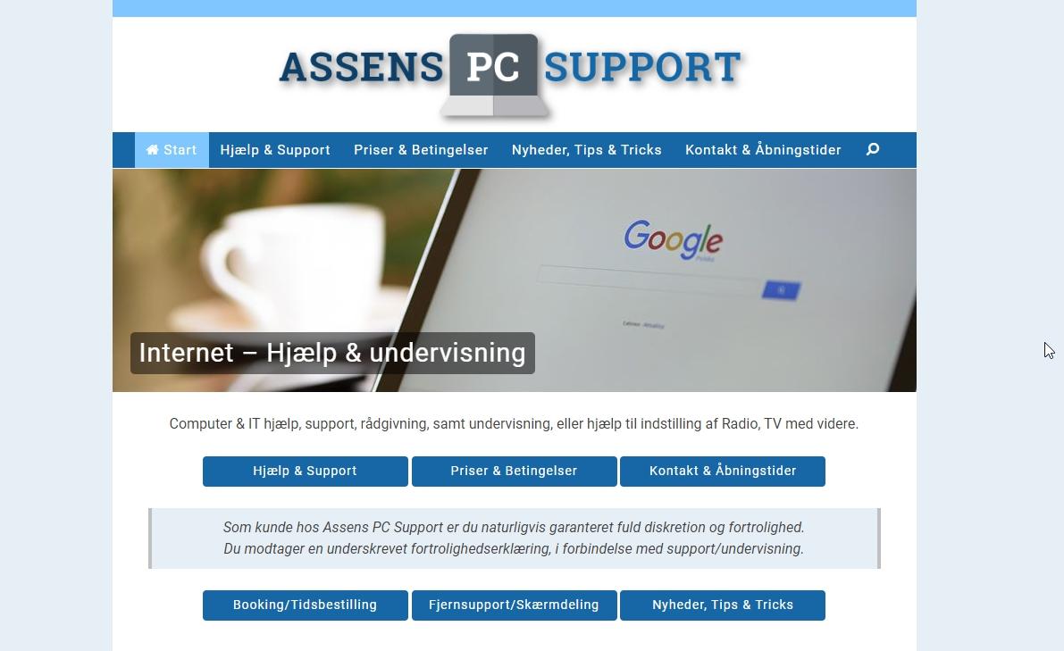 AssensPCsupport.dk