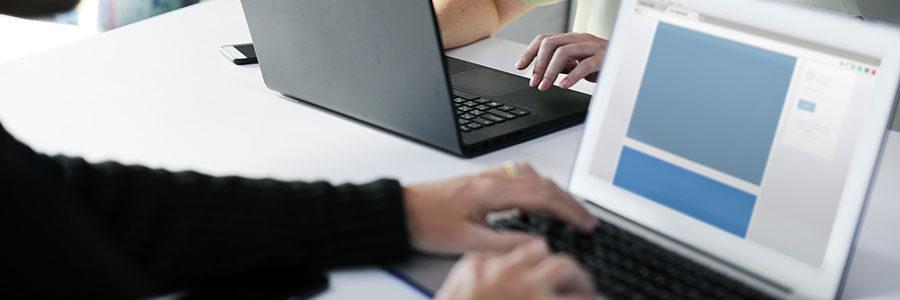 Udnyttelse af virksomhedens IT systemer