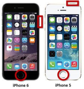 iPhone vil ikke slukke/genstarte